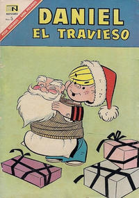 Cover Thumbnail for Daniel el Travieso (Editorial Novaro, 1964 series) #30