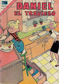 Cover Thumbnail for Daniel el Travieso (Editorial Novaro, 1964 series) #31