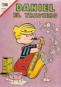 Cover Thumbnail for Daniel el Travieso (Editorial Novaro, 1964 series) #40