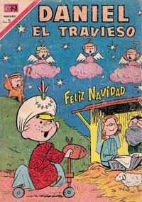Cover Thumbnail for Daniel el Travieso (Editorial Novaro, 1964 series) #41