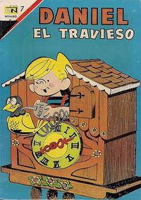 Cover Thumbnail for Daniel el Travieso (Editorial Novaro, 1964 series) #42