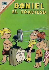Cover Thumbnail for Daniel el Travieso (Editorial Novaro, 1964 series) #34