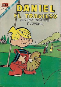 Cover Thumbnail for Daniel el Travieso (Editorial Novaro, 1964 series) #47
