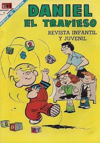 Cover Thumbnail for Daniel el Travieso (Editorial Novaro, 1964 series) #48