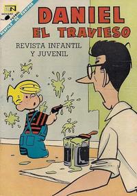 Cover Thumbnail for Daniel el Travieso (Editorial Novaro, 1964 series) #46