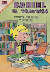 Cover Thumbnail for Daniel el Travieso (Editorial Novaro, 1964 series) #55