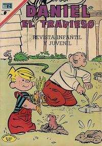 Cover Thumbnail for Daniel el Travieso (Editorial Novaro, 1964 series) #68