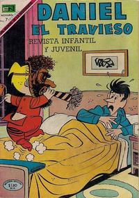Cover Thumbnail for Daniel el Travieso (Editorial Novaro, 1964 series) #63