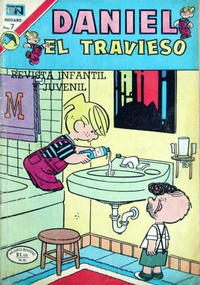Cover Thumbnail for Daniel el Travieso (Editorial Novaro, 1964 series) #116