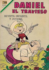 Cover Thumbnail for Daniel el Travieso (Editorial Novaro, 1964 series) #69