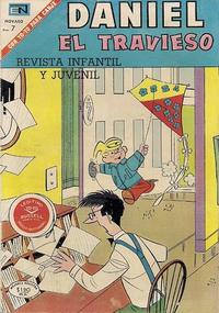 Cover Thumbnail for Daniel el Travieso (Editorial Novaro, 1964 series) #82