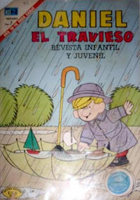 Cover Thumbnail for Daniel el Travieso (Editorial Novaro, 1964 series) #83