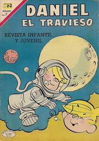 Cover Thumbnail for Daniel el Travieso (Editorial Novaro, 1964 series) #74