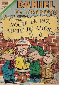 Cover Thumbnail for Daniel el Travieso (Editorial Novaro, 1964 series) #77