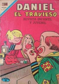 Cover Thumbnail for Daniel el Travieso (Editorial Novaro, 1964 series) #89