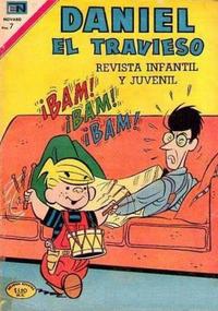 Cover Thumbnail for Daniel el Travieso (Editorial Novaro, 1964 series) #84