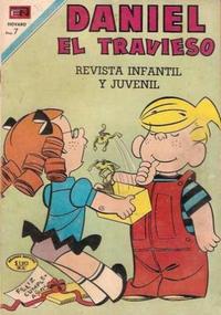 Cover Thumbnail for Daniel el Travieso (Editorial Novaro, 1964 series) #86