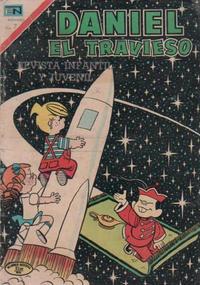 Cover Thumbnail for Daniel el Travieso (Editorial Novaro, 1964 series) #90