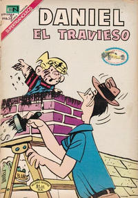 Cover Thumbnail for Daniel el Travieso (Editorial Novaro, 1964 series) #95