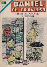 Cover Thumbnail for Daniel el Travieso (Editorial Novaro, 1964 series) #93