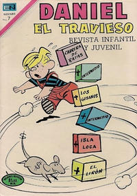 Cover Thumbnail for Daniel el Travieso (Editorial Novaro, 1964 series) #94
