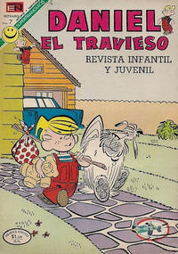 Cover Thumbnail for Daniel el Travieso (Editorial Novaro, 1964 series) #106