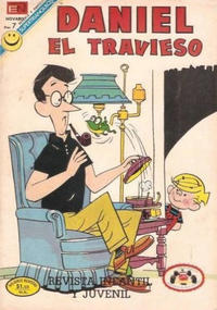 Cover Thumbnail for Daniel el Travieso (Editorial Novaro, 1964 series) #102