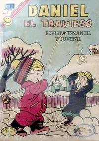 Cover Thumbnail for Daniel el Travieso (Editorial Novaro, 1964 series) #98
