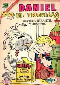 Cover Thumbnail for Daniel el Travieso (Editorial Novaro, 1964 series) #99
