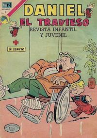 Cover Thumbnail for Daniel el Travieso (Editorial Novaro, 1964 series) #113