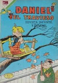 Cover Thumbnail for Daniel el Travieso (Editorial Novaro, 1964 series) #114