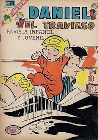 Cover Thumbnail for Daniel el Travieso (Editorial Novaro, 1964 series) #126
