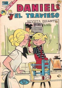 Cover Thumbnail for Daniel el Travieso (Editorial Novaro, 1964 series) #127