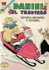 Cover Thumbnail for Daniel el Travieso (Editorial Novaro, 1964 series) #120