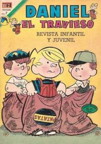 Cover Thumbnail for Daniel el Travieso (Editorial Novaro, 1964 series) #122