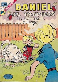 Cover Thumbnail for Daniel el Travieso (Editorial Novaro, 1964 series) #129