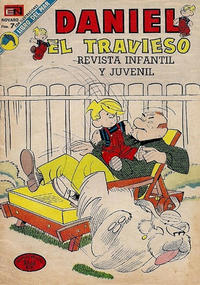 Cover Thumbnail for Daniel el Travieso (Editorial Novaro, 1964 series) #133
