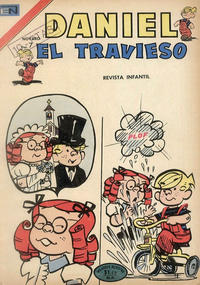 Cover Thumbnail for Daniel el Travieso (Editorial Novaro, 1964 series) #138
