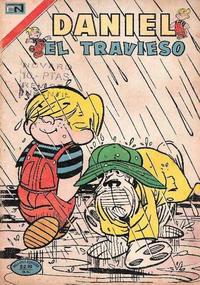 Cover Thumbnail for Daniel el Travieso (Editorial Novaro, 1964 series) #144