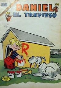Cover Thumbnail for Daniel el Travieso (Editorial Novaro, 1964 series) #142