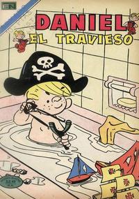 Cover Thumbnail for Daniel el Travieso (Editorial Novaro, 1964 series) #143