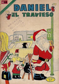 Cover Thumbnail for Daniel el Travieso (Editorial Novaro, 1964 series) #146