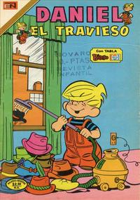 Cover Thumbnail for Daniel el Travieso (Editorial Novaro, 1964 series) #168