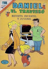 Cover Thumbnail for Daniel el Travieso (Editorial Novaro, 1964 series) #153