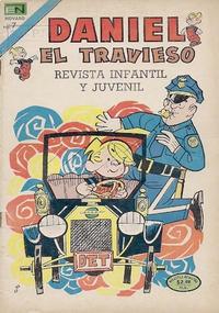 Cover Thumbnail for Daniel el Travieso (Editorial Novaro, 1964 series) #152