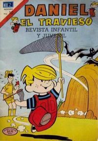 Cover Thumbnail for Daniel el Travieso (Editorial Novaro, 1964 series) #156