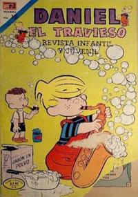 Cover Thumbnail for Daniel el Travieso (Editorial Novaro, 1964 series) #157