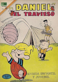 Cover Thumbnail for Daniel el Travieso (Editorial Novaro, 1964 series) #158
