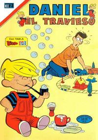 Cover Thumbnail for Daniel el Travieso (Editorial Novaro, 1964 series) #169