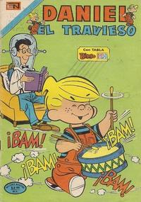 Cover Thumbnail for Daniel el Travieso (Editorial Novaro, 1964 series) #170